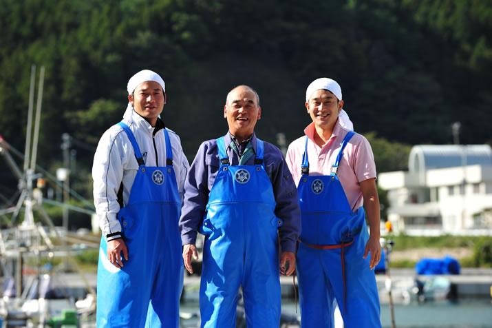 ヤマキイチ商店の泳ぐホタテにかける想い