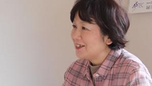 ヤマキイチ商店 常務取締役 君ケ洞京子